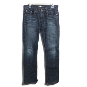 Big Star Dark Wash Remi Boot Cut Jeans 27 Long